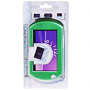Protective Aluminum Case for PSP Go (Green)