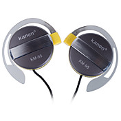 Kanen KM-95 Clip-On Earphones
