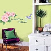 Flower Wall sticker (0752-P3-03 (a))