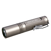 Nkoray K-106 Cree Q5-WC 5-Mode 230-Lumen Memory LED Flashlight (1*AA/1*14500)