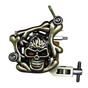 Tattoo Machine Gun 10 Wrap Coils Pro Tuned
