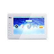4.3 Inch HD Multi- functional MP4 Player (4GB, 720p,TV Out)