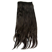 "23.63"" Clip-In Extension Set, Curly and Black"