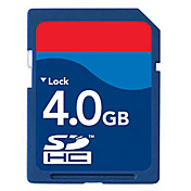 4GB oem SDHC-minnekort