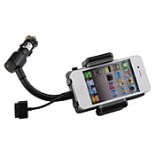 Hands-Free FM Transmitter + Charger Car Kit for iPhone