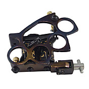 High quality hand-polished Iron Tattoo Machines shader