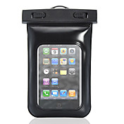 tui en cuir impermable pour iPhone, iPod, tlphone Android, tlphones mobiles et lecteurs MP4/MP3