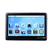 SIGO - 4.3 Inch Touch Screen Media Player (8GB, 720P, Black/White)