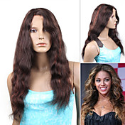 Beyonce's Fashionable Style Custom Full Lace Large Curly 16&quot; Indian Remy - 26 Colors To Choose