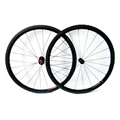 supernova - aero Toray T700 karbon clincher vei hjulsett (700C, 38mm)
