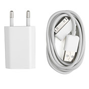 iPhone 4 Adapter + USB-Kabel