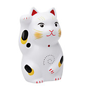 Lucky Cat IR Sensor Auto Welcome Device