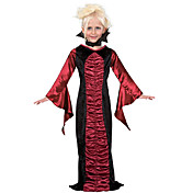 Gothic Fashion Vampire Kids Costume