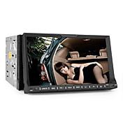 7 Inch 2DIN Car DVD Player (GPS, Bluetooth, TV, RDS)