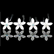 4 Pieces Gorgeous Rhinestones Wedding Bridal Pins/ Flowers More Colors Available