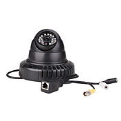 H.264 ip dome kamera med Sony 420TVL 1/3 &quot;CCD frg sensor
