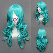 Cosplay Wig Inspired by Sailor Moon Michelle Kaioh/Sailor Neptune