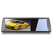 7 inch TFT-LCD monitor met auto rearview dual-video-ingang