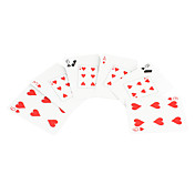 Gimmick Magic Props-Speed Prediction Poker Card Game