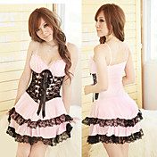 Princess Series Sexy Angel Polyester Lace Costume