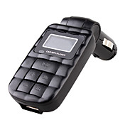 Auto MP3-Player (FM-Modulator, USB / TF / SD, Fernbedienung)