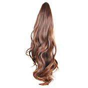 Claw Clip Synthetic Curly Ponytail - 4 Colors Available