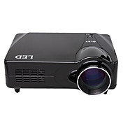 1080P Portable HD USB LED Projector with TV Tuner HDMI