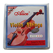 Alice - (A703) Steel Core Violin Strings