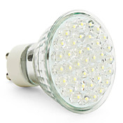 GU10 4W 190LM 6000-6500K Natural White Light LED Spot Bulb (110V)
