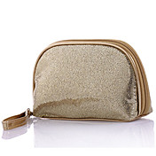 Trendy Ladies' Shiny Cosmetic Bag