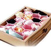 Honeycomb Pattern Drawer Organizing Tool