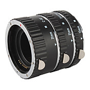 High Quality 3-Piece Macro Extension Tube Set for Cannon-EOS - Black