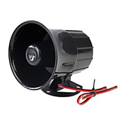 12V 15W Electric Siren Air Horn Speaker