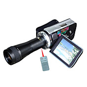 VIVIKAI DV-668T 5.1MP CMOS 12.0MP Enhanced Digital Camera Camcorder with 3.0&quot; TFT LCD 8X Digital Zoom with Remote Control Function(SZW731)