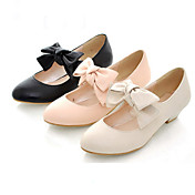 PU Leather 3cm Flat Sweet Lolita Shoes