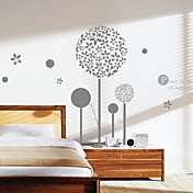 Trees on Planets Wall Stickers (1985-P54)