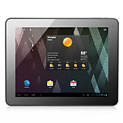 Logos - Android 4.0 ICS Tablet with 9.7 Inch IPS Capacitive Touchscreen (8GB, 1G RAM, 1.2GHz, 3G, Dual Camera, HDMI Out)