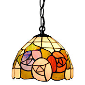 Tiffany Pendant Light with 1 Light