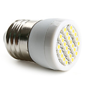 E27 1.5W 24x3528 SMD 50-60LM 2800-3200K Warm White Light LED Spot Bulb (230V)