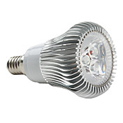 E14 6W 420LM 5000K Natural White Light LED Spot Bulb (85-265V)