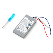 Rechargeable Li-ion Battery Pack for PSP Go (3.7V, 1860mAh)