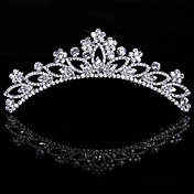 Austrian Drilling Tiara Shaped Haircomb