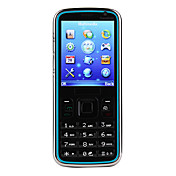 m26c - dual sim quand band 2,2 tommer bar mobiltelefon (tv bluetooth fm)