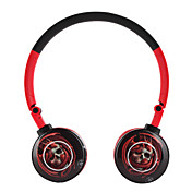 Skull Design 2.4GHz Wireless Headset Headphone Built-in Rechargeable Lithium Battery