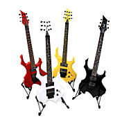 Derulo - (FR STANDARD) Alder Electric Guitar with Bag/Strap/Picks/Cable/Whammy Bar/Capo/Pitch Pipe/Adapter