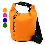 Outdoor Waterproof Foldable Bucket Style Bag (5L,10L,15L)