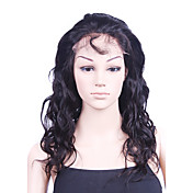 Full Lace Wig With Stretch On The Crown 100% Fashion Curly Virgin Hair Wig