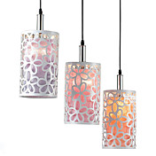 Romantic Pendant Lights with 3 Lights