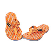 Toread Fabric Rubber Wearproof Flip Flops Beach 9086