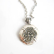 Classic Fashion Alloy With Cross Patten Shaped Women's Necklace (More Colors)